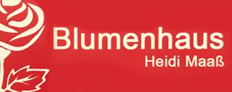 Blumenhaus Maaß - Logo